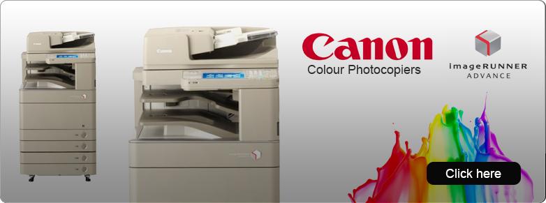 Canon Colour Photocopiers