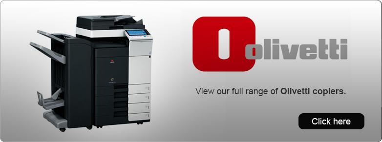 Olivetti copiers