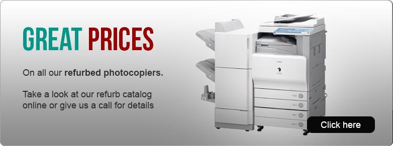 Refurb copiers